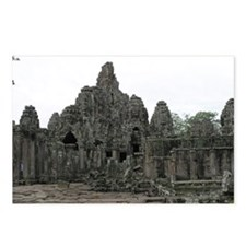Ancient Cambodia Collection 2 Postcards (Package o