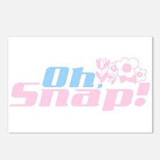 Oh, Snap! Postcards (Package of 8)