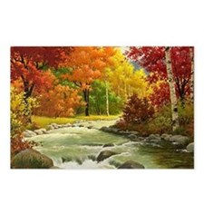 Autumn Landscape Postcards (Package of 8)
