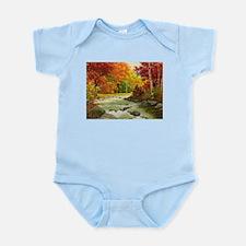 Autumn Landscape Body Suit