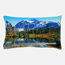 Mountain At Autumn Pillow Case