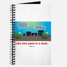 in a duel Journal