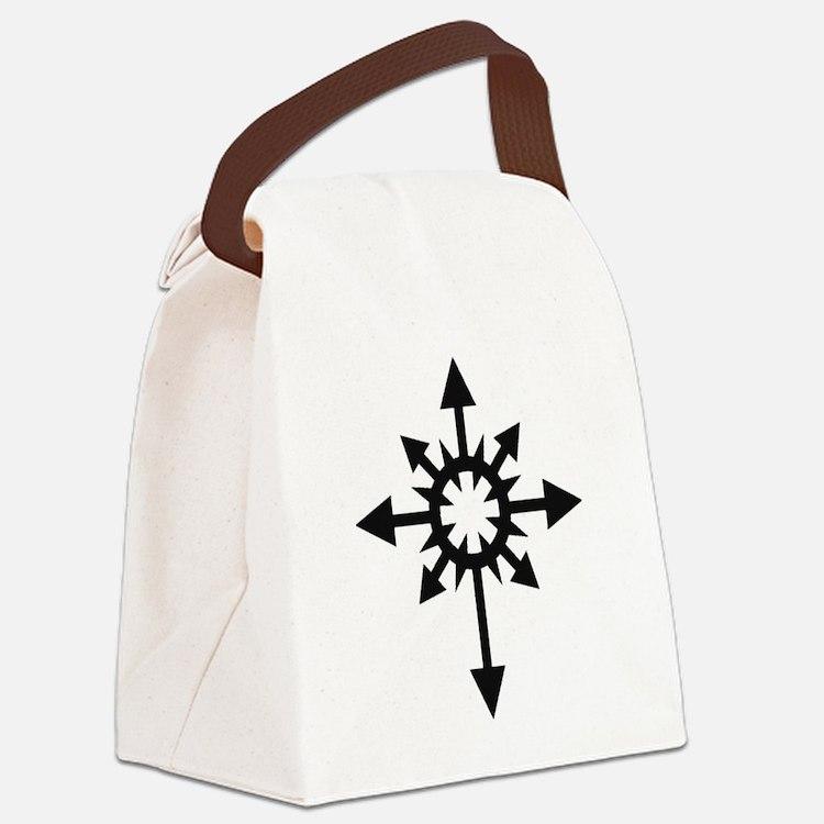 Warhammer 40k Chaos Canvas Lunch Bag
