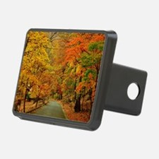 Park At Autumn Hitch Cover