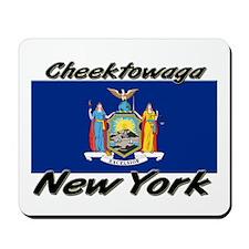 Cheektowaga New York Mousepad