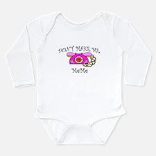 Unique Meme Long Sleeve Infant Bodysuit