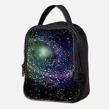 'Rainbow Galaxy' Neoprene Lunch Bag