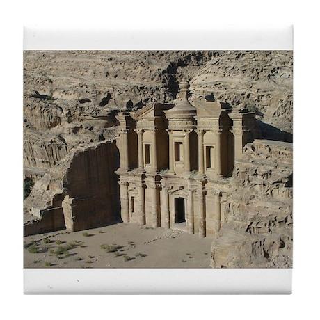 Ancient Petra Collection Tile Coaster