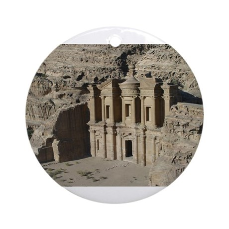 Ancient Petra Collection Ornament (Round)