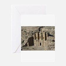 Ancient Petra Collection Greeting Card
