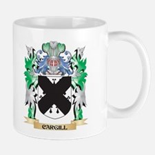 Cargill Coat of Arms - Family Crest Mugs