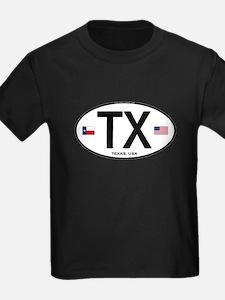 Texas Euro Oval - TX T