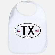 Texas Euro Oval - TX Bib