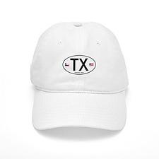 Texas Euro Oval - TX Baseball Cap