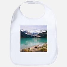 mountain landscape lake louise Bib