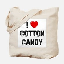 I * Cotton Candy Tote Bag