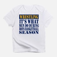 Unique Wrestler Infant T-Shirt