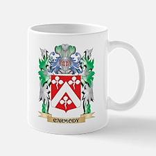 Carmody Coat of Arms - Family Crest Mugs