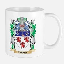Carney Coat of Arms - Family Crest Mugs