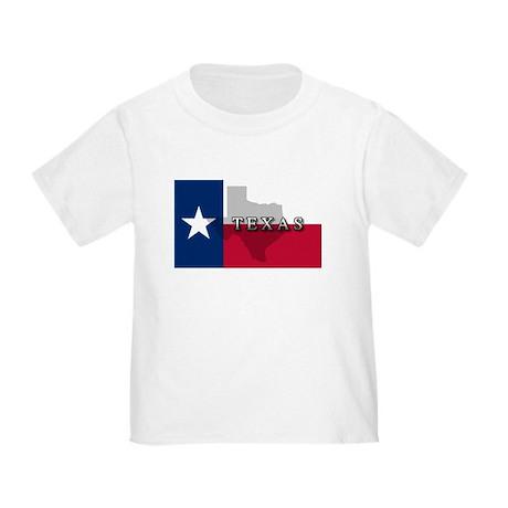 Texas Flag Extra Toddler T-Shirt