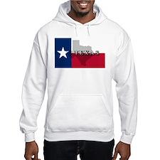 Texas Flag Extra Hoodie