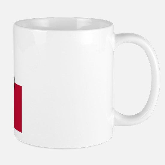 Texas Flag Extra Mug