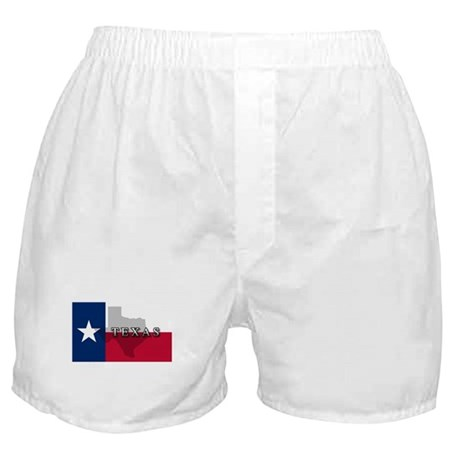 Texas Flag Extra Boxer Shorts