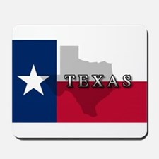 Texas Flag Extra Mousepad