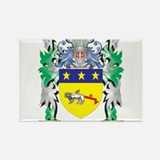 Carrieri Coat of Arms - Family Crest Magnets