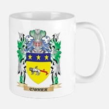 Carrier Coat of Arms - Family Crest Mugs