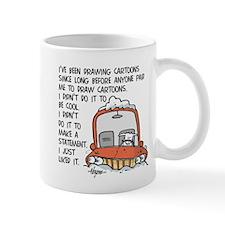 Rory's car. Mug