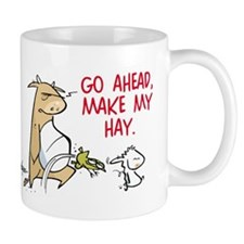 Make Stan's Hay. Mug