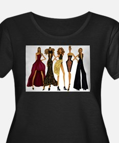 Cool African american woman T