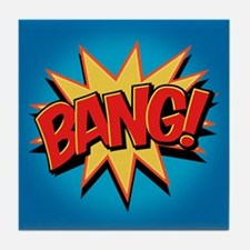Bang! Tile Coaster