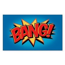 Bang! Decal