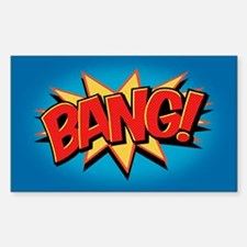 Bang! Sticker (Rectangle)