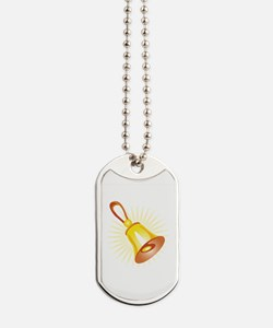 Hand Bell Dog Tags