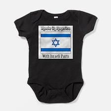 Unique Israeli Baby Bodysuit