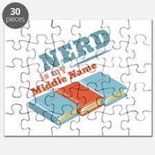 My Middle Name Puzzle
