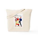 Grrl Tote Bag
