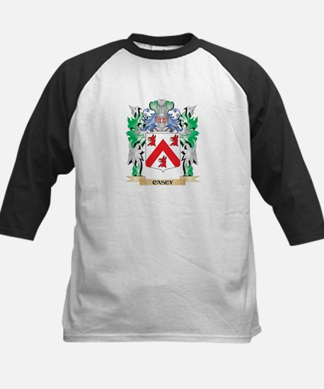 Casey Coat of Arms - Family Crest Baseball Jersey