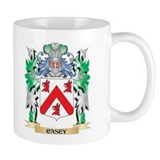 Casey Coat of Arms - Family Crest Mugs