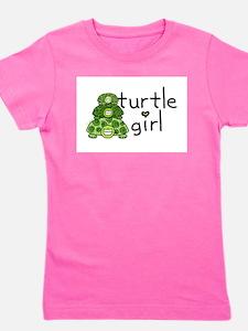 Cool Turtles Girl's Tee