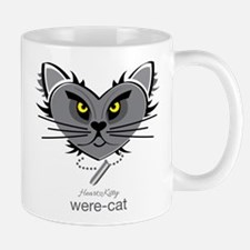 Were-Cat Mugs