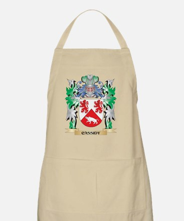 Cassidy Coat of Arms - Family Crest Apron