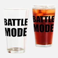 Battle Mode Drinking Glass