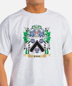 Cass Coat of Arms - Family Crest T-Shirt