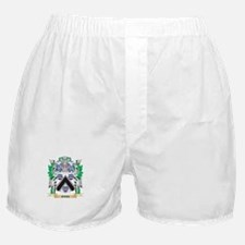 Cass Coat of Arms - Family Crest Boxer Shorts