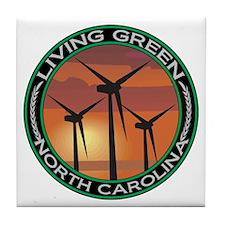 Living Green North Carolina Wind Power Tile Coaste
