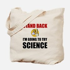 Try Science Tote Bag